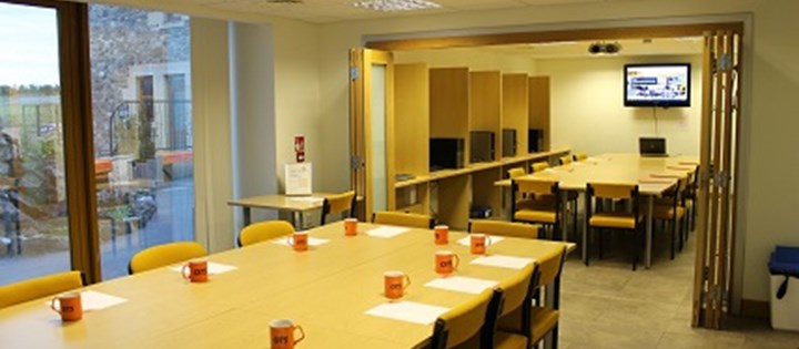 We will provide excellent training facilities