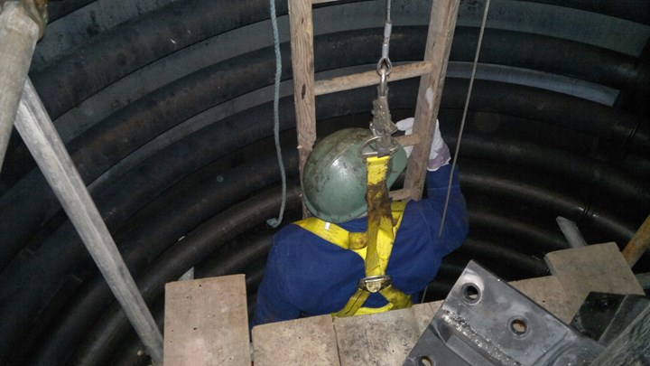 Confined Spaces (Entry & Escape)