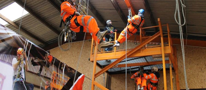 Rope Access Technician - IRATA Level 2