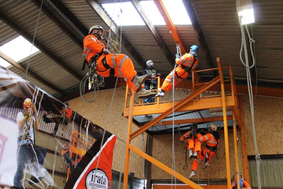 Rope Access and Working at Height Training Facility