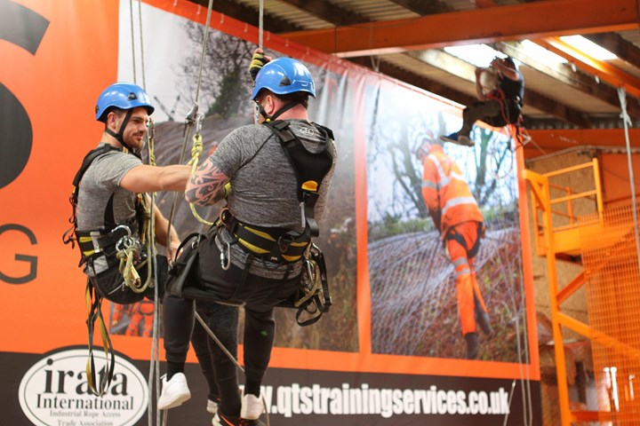 Rope Access Technician - IRATA Level 1